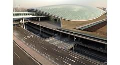 Aéroport international de Pékin, les économies d'énergie façade, profil de polyamide, jambe de barrière thermique
