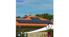 Évitez d'endommager les toits, d'installer des panneaux solaires, des panneaux solaires, des toits de panneaux solaires