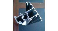 bandes à rupture de pont thermique; bandes d'isolation thermique; bandes de type IC;profilés en aluminium; fenêtres et portes en aluminium