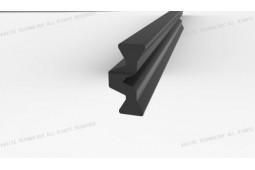 pause polyamide thermique, forme C 12 rupture thermique, bande de coupure thermique,