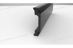 bande de barrière thermique, Forme C 24mm bande de barrière thermique, profil en aluminium de barrière thermique, fenêtre en aluminium de barrière thermique