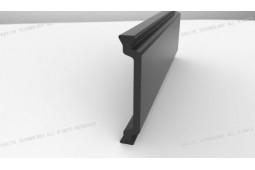 produit de barrière thermique, Forme C 32 mm de produits de barrière thermique, profil en aluminium de barrière thermique, fenêtre en aluminium de barrière thermique