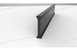 Profil d'isolation thermique, le profil d'isolation thermique pour des fenêtres en aluminium