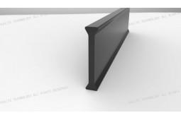 fibre de verre profil de polyamide renforcé, profil de polyamide