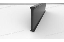 PA6 . 6 25% de fibre de verre bande de barrière thermique, bande de barrière thermique