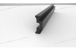 profil de rupture thermique, Forme C 14 . 8 mm Largeur profil de rupture thermique, profil de coupure thermique pour le système de coupure thermique, système de freinage thermique