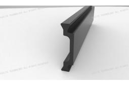 profil de barrière thermique de polyamide, profil polyamide pour les profils de fenêtres en aluminium, profil thermique barrière de polyamide pour les profils de fenêtres en aluminium