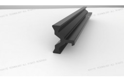 bande de barrière thermique en polyamide, bande polyamide pour châssis en aluminium, bande thermique de polyamide barrière pour châssis de fenêtre en aluminium