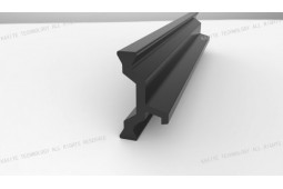 bar d'isolation thermique, bar thermique polyamide d'isolation, barre d'isolation thermique pour les profilés en aluminium rupture de pont thermique, profils thermiques rupture en aluminium