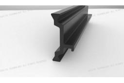produit de barrière thermique, produit thermique extrudé barrière, produit de barrière thermique pour le système de fenêtre isolée, système de fenêtre isolée