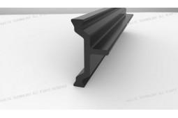 bande de coupure thermique, PA6 . 6 25% la bande de rupture thermique en fibre de verre, bande de coupure thermique des fenêtres et des portes