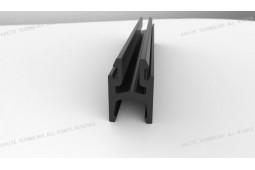 profil de polyamide personnalisé, le profil de polyamide cassé thermique, profil de polyamide pour murs-rideaux