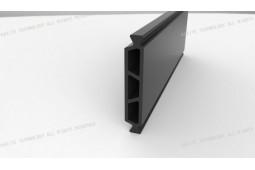 polyamide 6 . 6 25% de verre, résistant profil de polyamide de la chaleur, le profil de polyamide pour fenêtres et portes