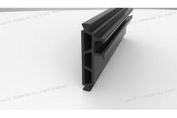 haute précision de profil thermique résistant en nylon, profil de nylon résistant thermique, système de fenêtre isolée, profil de nylon résistant thermique pour système de fenêtre isolée
