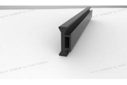 Brevet profil d'isolation thermique, PA66 GF25 profil d'isolation thermique, profil d'isolation thermique pour les fenêtres et les portes, la forme IC profil d'isolation thermique