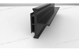bande thermique de rupture de polyamide, bande extrusion coupure thermique de polyamide, bande de polyamide pour profilés en aluminium rupture de pont thermique, les profilés en aluminium de rupture t