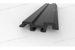 profil thermique barrière, extrusion profil de barrière thermique, personnalisé extrusion nylon 66, le profil de barrière thermique pour murs-rideaux