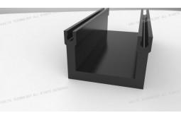 profil thermique barrière de nylon, personnalisé profil thermique barrière de nylon, de haute précision profil en nylon de barrière thermique, profil en nylon pour façade