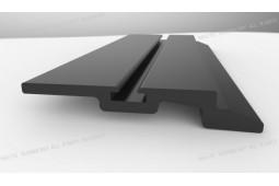 barre de chaleur d'isolation, PA66 panneau d'isolation thermique GF25, barre d'isolation thermique pour l'aluminium châssis, barre d'isolation thermique pour châssis de fenêtre