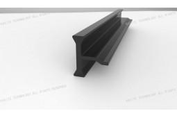 barre de chaleur cassé, bar cassé chaleur polyamide, barre de chaleur rompu pour façade