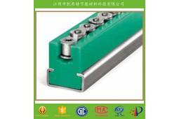 TYPE guide de chaîne de CK pour les chaînes à rouleaux, guide de chaîne pour les chaînes à rouleaux, guide de chaîne, guide de chaîne en plastique, TYPE CK guide de chaîne polyamide