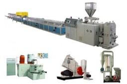 ligne de production automatique pour l'extrusion, la ligne de production automatique pour rupture thermique, Nylon Machine pause extrudeuse thermique, PA66 polyamide rupture thermique bande extrudeuse
