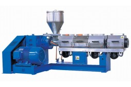 machine d'extrusion pour les pauses thermiques, PA66 polyamide rupture thermique bande extrudeuse, Nylon Machine pause extrudeuse thermique, machines d'extrusion de plastique, extrudeuse en plastique