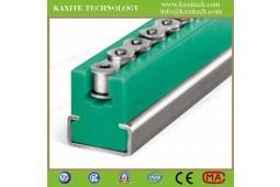 Guide de chaîne TYPE CK pour chaînes à rouleaux, guide à chaîne pour chaînes à rouleaux, guide à chaîne, guide en chaîne en plastique, guide chaîne en polyamide TYPE CK