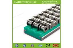 TYPE CT Guide de la chaîne TRIPLEX, guide de piste de la chaîne à rouleaux PA66, guide des pistes de la chaîne à rouleaux, guide de la chaîne, guide des chaînes à rouleaux