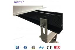 Panneau solaire, panneau solaire, rail, projet photovoltaïque, rail de cadre de montage de toit de panneau solaire