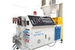 ligne de production de coupure thermique, ligne de production de PA66, extrudeuse PA66, extrusion de coupure thermique, extrudeuse de polyamide