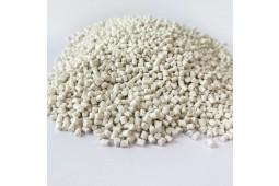 Dégradable, particules de plastique, PBAT, PLA, PLA inject