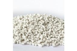 PLA + PBS, paille PLA, paille biodégradable, extrusion PLA, particule PLA