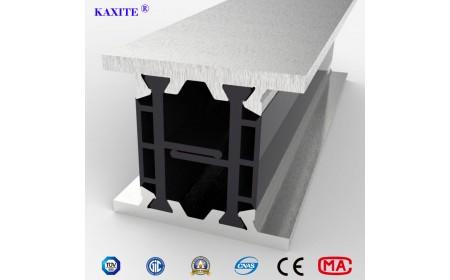 Avantages du renforcement des cadres de fenêtres en aluminium avec des barres de polyamide