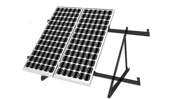 rails de montage de panneau solaire en polyamide pour. Black Bedroom Furniture Sets. Home Design Ideas
